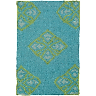 Surya Frontier FT371-811 Hand Woven Rug, 8' x 11' Rectangle