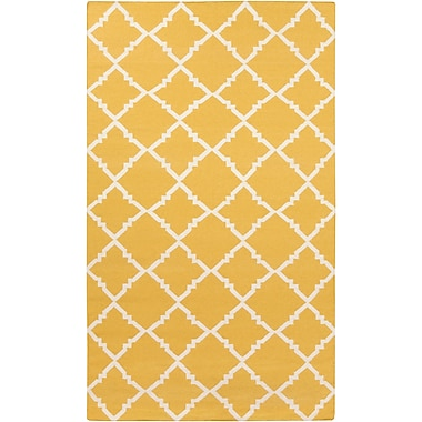 Surya Frontier FT449-58 Hand Woven Rug, 5' x 8' Rectangle