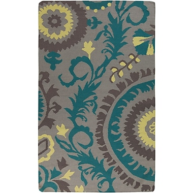 Surya Frontier FT472-58 Hand Woven Rug, 5' x 8' Rectangle
