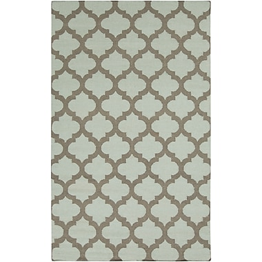 Surya Frontier FT479-811 Hand Woven Rug, 8' x 11' Rectangle