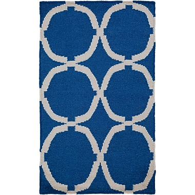 Surya Frontier FT521-811 Hand Woven Rug, 8' x 11' Rectangle