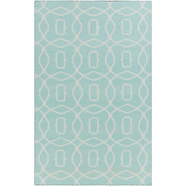 Surya Frontier FT531-811 Hand Woven Rug, 8' x 11' Rectangle