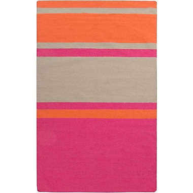 Surya Frontier FT566-23 Hand Woven Rug, 2' x 3' Rectangle