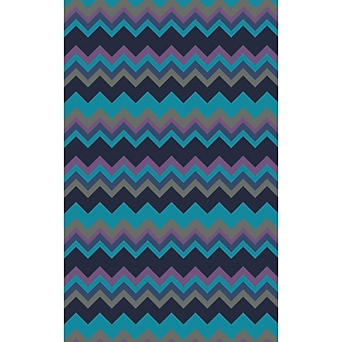 Surya Frontier FT604-58 Hand Woven Rug, 5' x 8' Rectangle