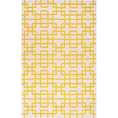 Surya Goa G5074-58 Hand Tufted Rug, 5' x 8' Rectangle