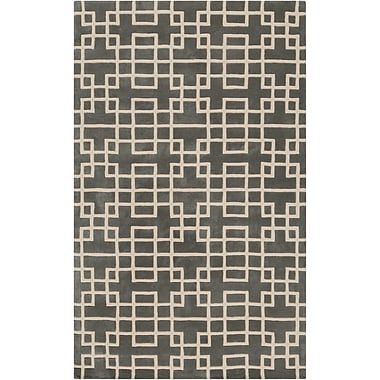 Surya Goa G5080-58 Hand Tufted Rug, 5' x 8' Rectangle