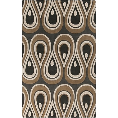 Surya Goa G5136-58 Hand Tufted Rug, 5' x 8' Rectangle