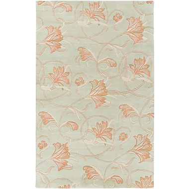 Surya Goa G5150-58 Hand Tufted Rug, 5' x 8' Rectangle