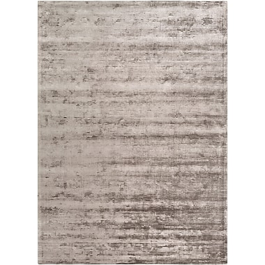 Surya Graphite GPH53-811 Hand Loomed Rug, 8' x 11' Rectangle