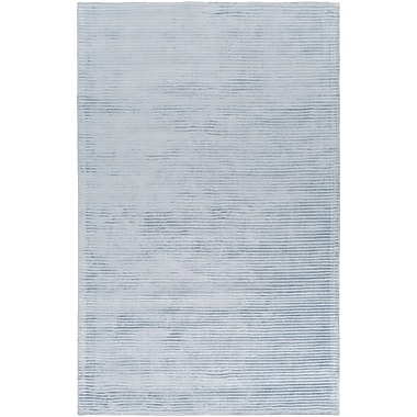 Surya Graphite GPH54-811 Hand Loomed Rug, 8' x 11' Rectangle