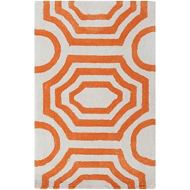 Surya Angelo Home Hudson Park HDP2009-23 Hand Tufted Rug, 2' x 3' Rectangle