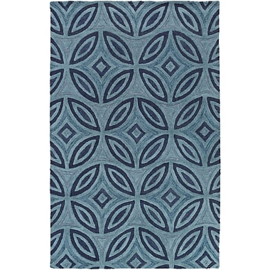 Surya Perspective PSV40-811 Hand Tufted Rug, 8' x 11' Rectangle