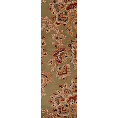 Surya Sea SEA147-268 Hand Tufted Rug, 2'6