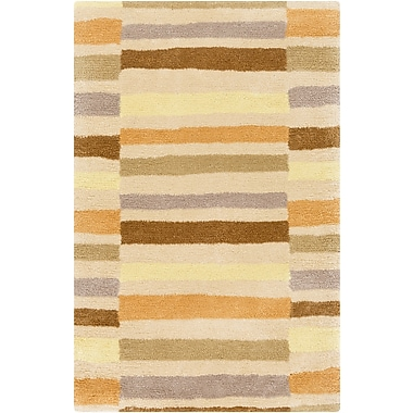 Surya Young Life YGL7007-23 Hand Tufted Rug, 2' x 3' Rectangle