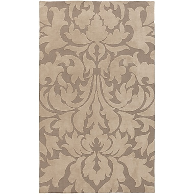 Surya Abigail ABI9004-58 Machine Made Rug, 5' x 8' Rectangle