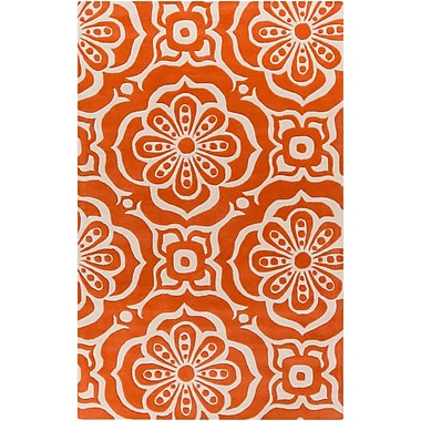 Surya KD Spain Alhambra ALH5012-58 Hand Tufted Rug, 5' x 8' Rectangle