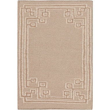 Surya Beth Lacefield Alameda AMD1015-23 Hand Woven Rug, 2' x 3' Rectangle