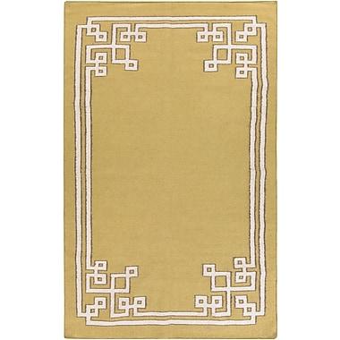 Surya Beth Lacefield Alameda AMD1021-58 Hand Woven Rug, 5' x 8' Rectangle