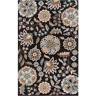 Surya Athena ATH5061-58 Hand Tufted Rug, 5' x 8' Rectangle