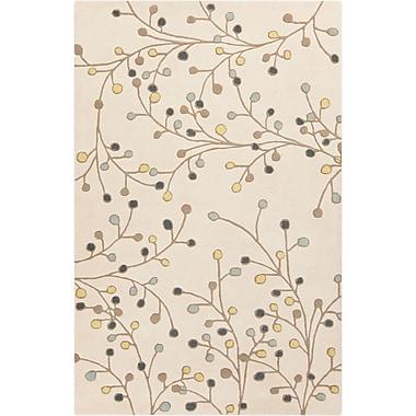 Surya Athena ATH5116-58 Hand Tufted Rug, 5' x 8' Rectangle