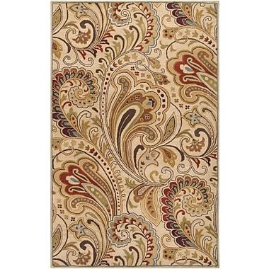 Surya Aurora AUR1008-58 Hand Tufted Rug, 5' x 8' Rectangle
