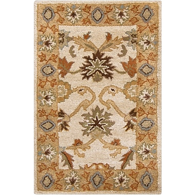 Surya Caesar CAE1010-23 Hand Tufted Rug, 2' x 3' Rectangle