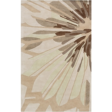 Surya Candice Olson Modern Classics CAN2032-58 Hand Tufted Rug, 5' x 8' Rectangle
