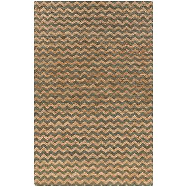 Surya Columbia CBA110-58 Hand Woven Rug, 5' x 8' Rectangle