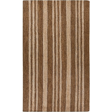 Surya Columbia CBA119-23 Hand Woven Rug, 2' x 3' Rectangle