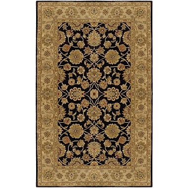 Surya Crowne CRN6009-58 Hand Tufted Rug, 5' x 8' Rectangle