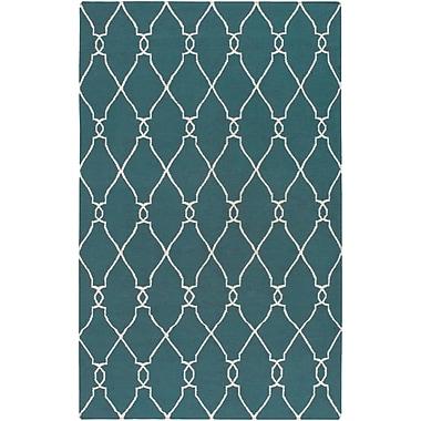 Surya Jill Rosenwald Fallon FAL1007-58 Hand Woven Rug, 5' x 8' Rectangle