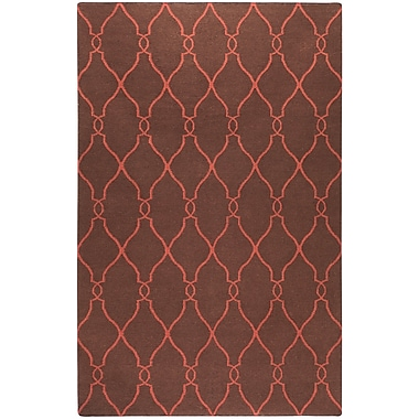 Surya Jill Rosenwald Fallon FAL1010-58 Hand Woven Rug, 5' x 8' Rectangle