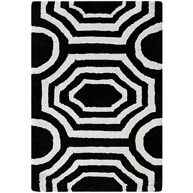 Surya Angelo Home Hudson Park HDP2010-23 Hand Tufted Rug, 2' x 3' Rectangle