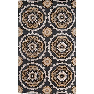 Surya B. Smith Mosaic MOS1063-58 Hand Tufted Rug, 5' x 8' Rectangle