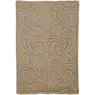 Surya Natura NAT7037-23 Hand Tufted Rug, 2' x 3' Rectangle