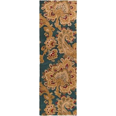 Surya Sea SEA169-268 Hand Tufted Rug, 2'6