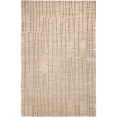 Surya Julie Cohn Shibui SH7402-46 Hand Knotted Rug, 4' x 6' Rectangle