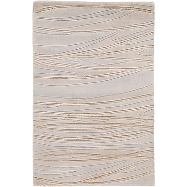 Surya Julie Cohn Shibui SH7408-23 Hand Knotted Rug, 2' x 3' Rectangle