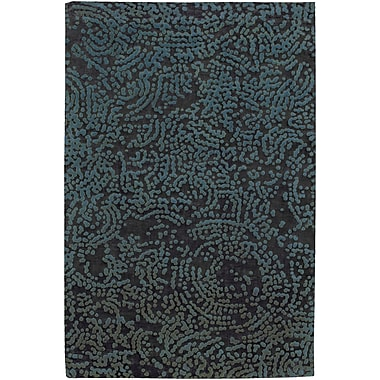 Surya Julie Cohn Shibui SH7413-811 Hand Knotted Rug, 8' x 11' Rectangle