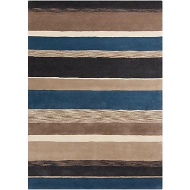 Surya Sanderson SND4518-58 Hand Tufted Rug, 5' x 8' Rectangle