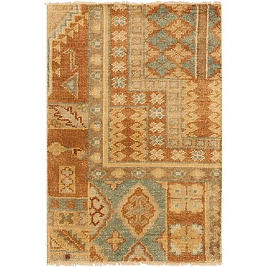 Surya Ainsley AIN1011-23 Hand Knotted Rug, 2' x 3' Rectangle