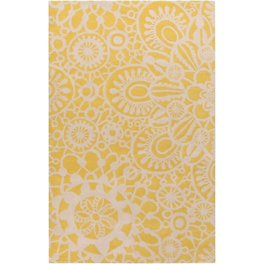 Surya KD Spain Alhambra ALH5011-58 Hand Tufted Rug, 5' x 8' Rectangle