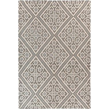 Surya Beth Lacefield Alameda AMD1008-58 Hand Woven Rug, 5' x 8' Rectangle