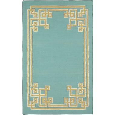 Surya Beth Lacefield Alameda AMD1010-58 Hand Woven Rug, 5' x 8' Rectangle