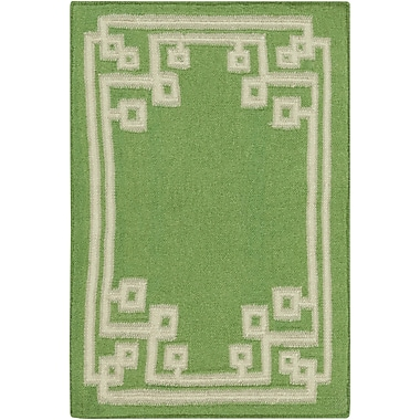 Surya Beth Lacefield Alameda AMD1013-23 Hand Woven Rug, 2' x 3' Rectangle