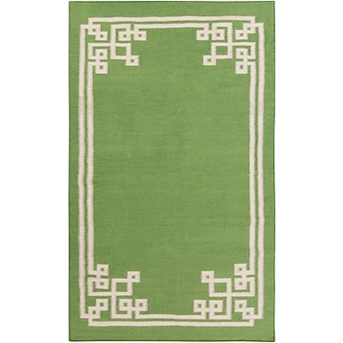 Surya Beth Lacefield Alameda AMD1013-58 Hand Woven Rug, 5' x 8' Rectangle