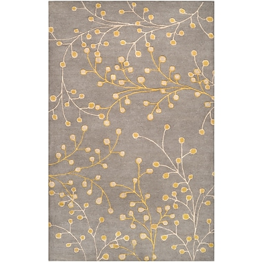 Surya Athena ATH5060-58 Hand Tufted Rug, 5' x 8' Rectangle