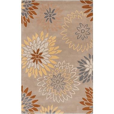 Surya Athena ATH5106-58 Hand Tufted Rug, 5' x 8' Rectangle