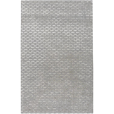 Surya Atlantis ATL6001-58 Hand Tufted Rug, 5' x 8' Rectangle