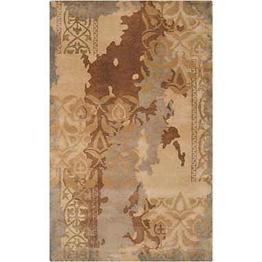 Surya Banshee BAN3334-58 Hand Tufted Rug, 5' x 8' Rectangle